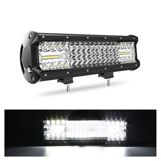 Soporte inferior de 12-44 pulgadas Barra Led Quad Filas Barra de luz LED JG -9643T
